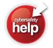 Cyber safety help logo